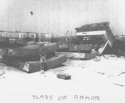 Slabs of Armor